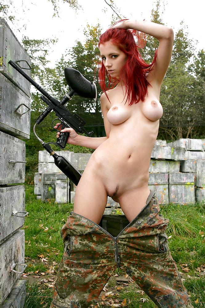 Girl vs paintball gun nude, anal brother and sister sex