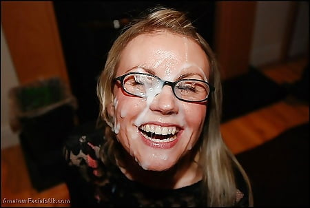 sexy women     jizz on face