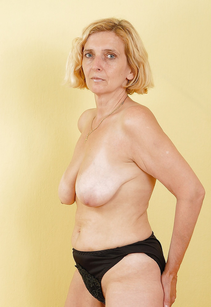 Older women sagging breasts galleries 13