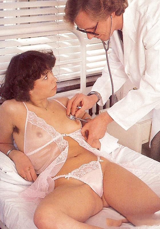 ретро порно медицина - 7