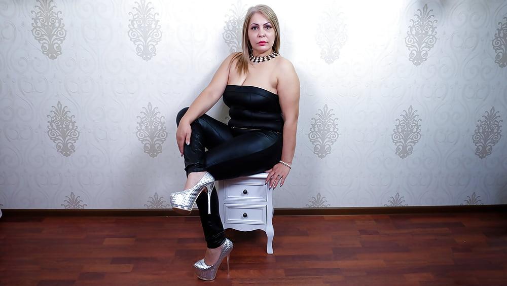Cougar porn black-8266