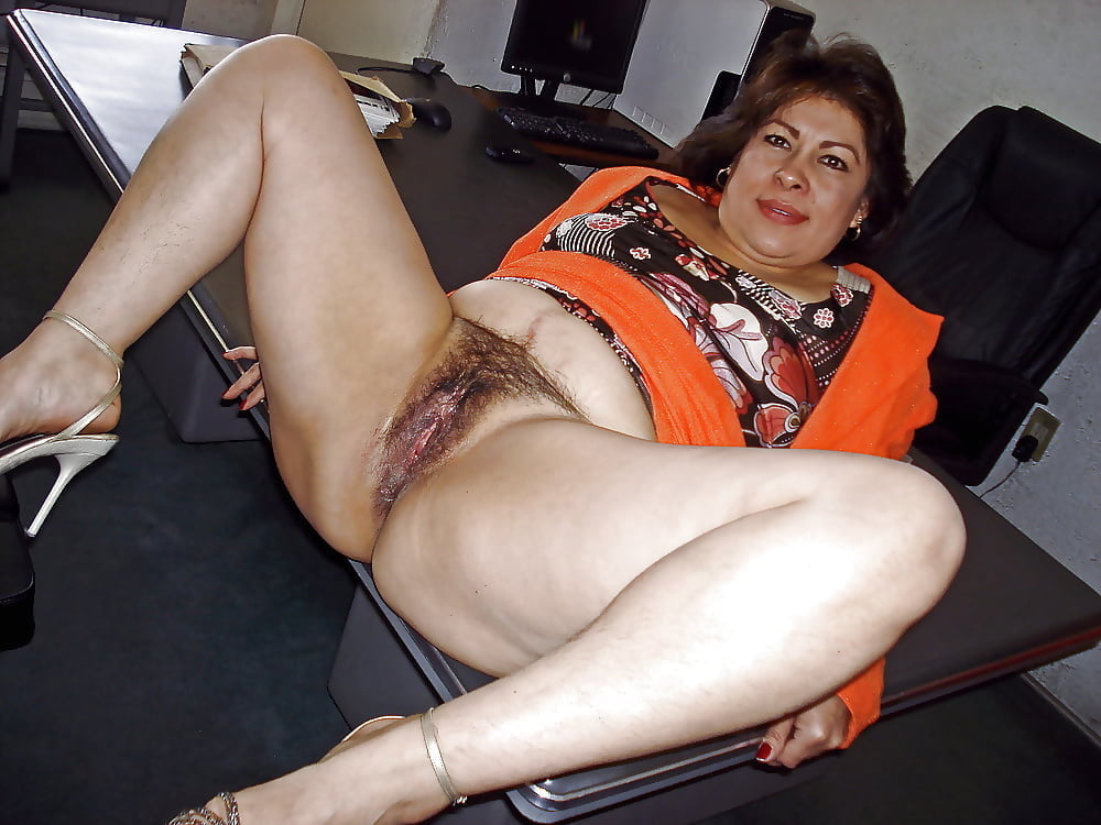 Mature mexican mom
