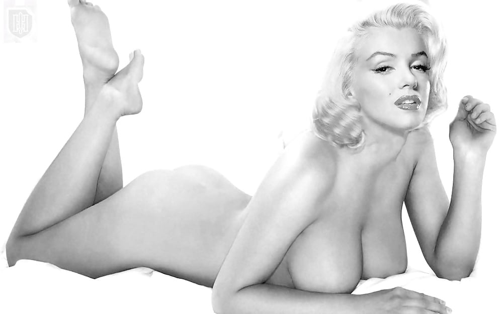 marilyn-monroe-naked-in-pink
