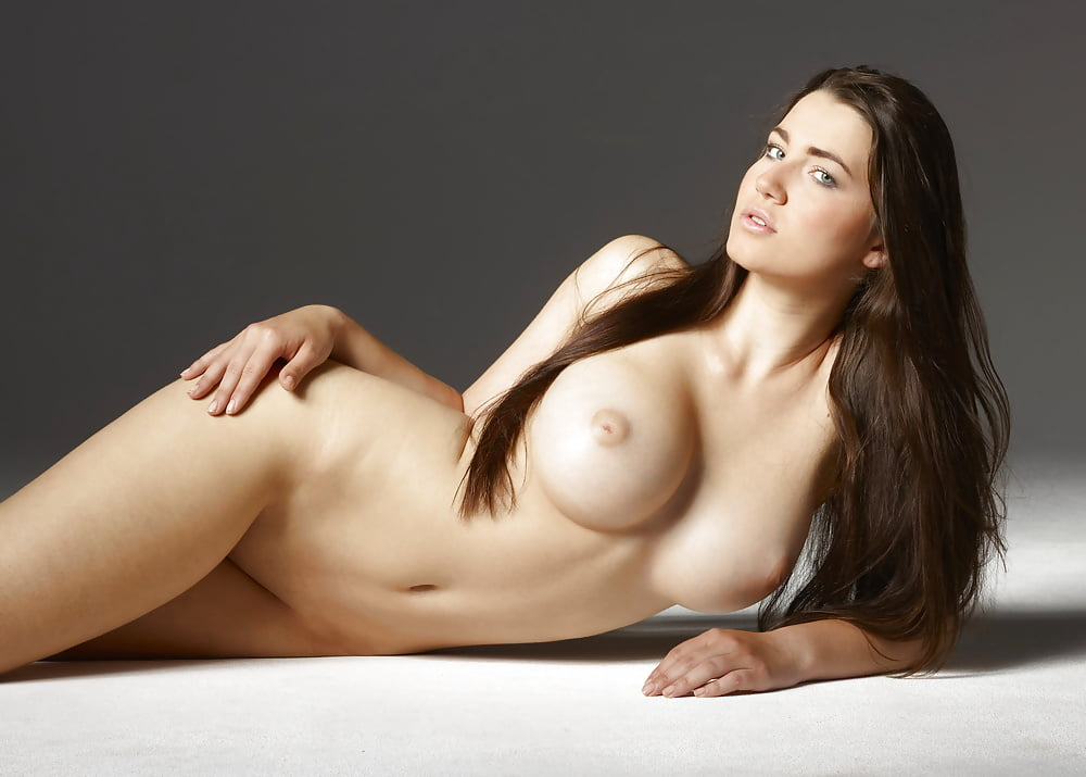 Natural c cup breasts nude