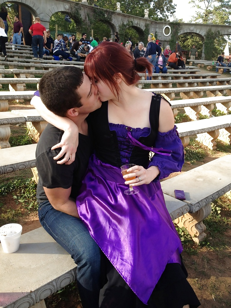 Porn image Redhead loves her husband