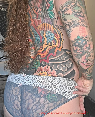 tits ass and tattoos