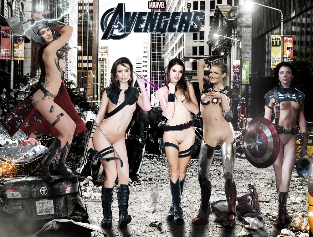 the-avengers-nude