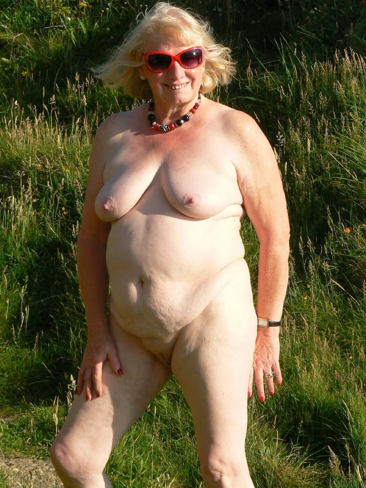 Granny Naked Animated Gif