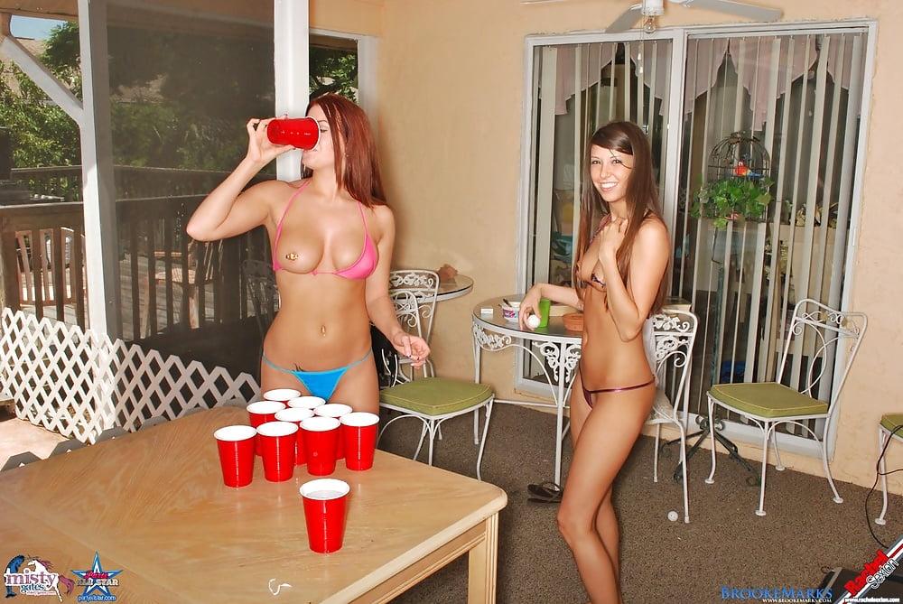 Tube porn naked beer pong pics