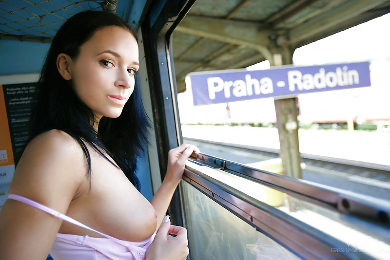 Sexy girl on train, nude selfpics skinny girls suck cock