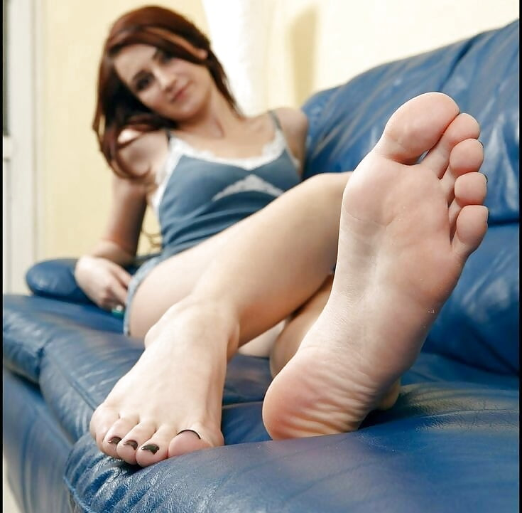 Female sexy feet #8