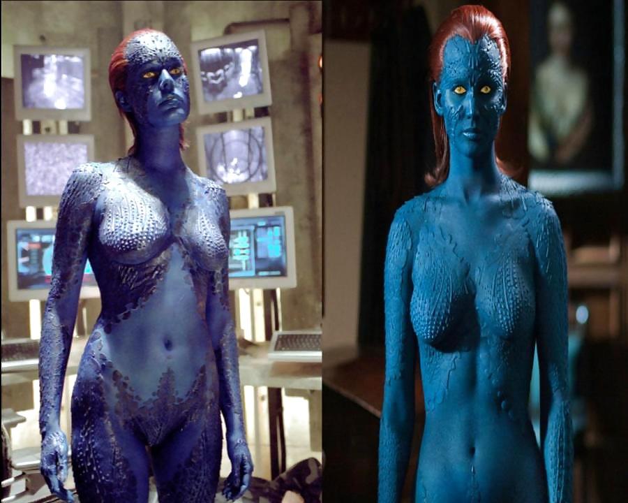 X men evolution nude