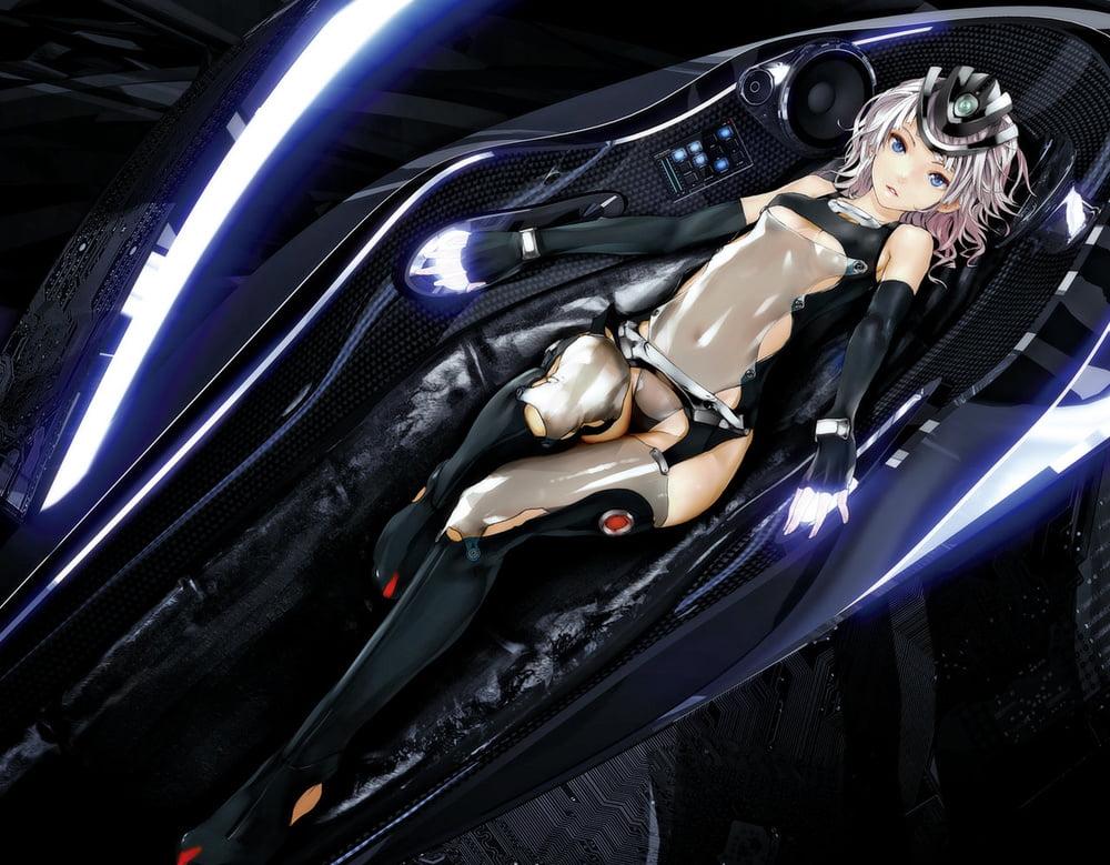 3d hentai shotz lewd ft april amp sasha meadows - 1 part 1