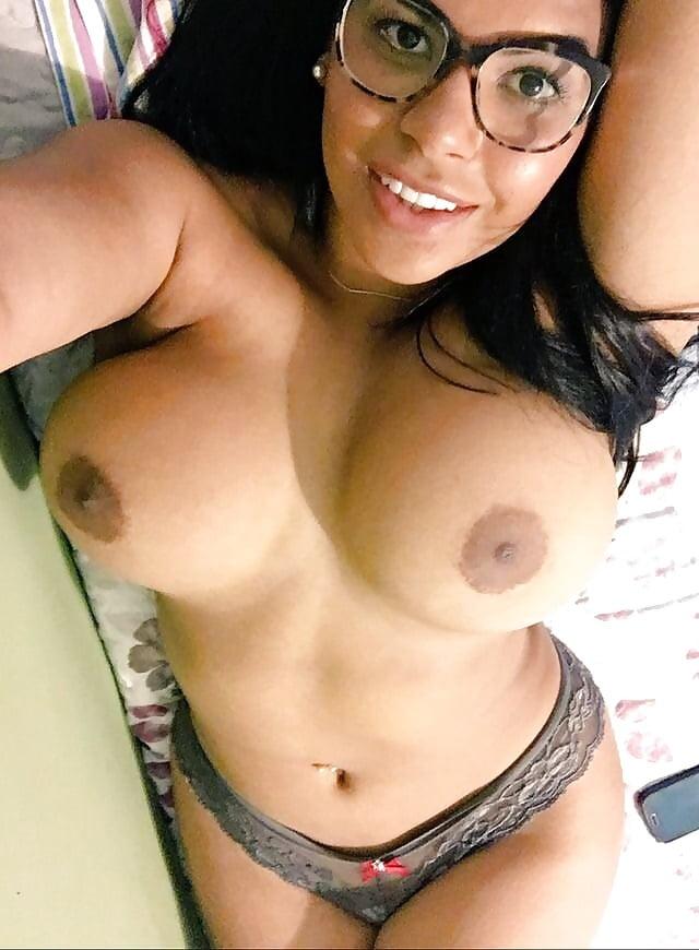 Latina Glasses Nude