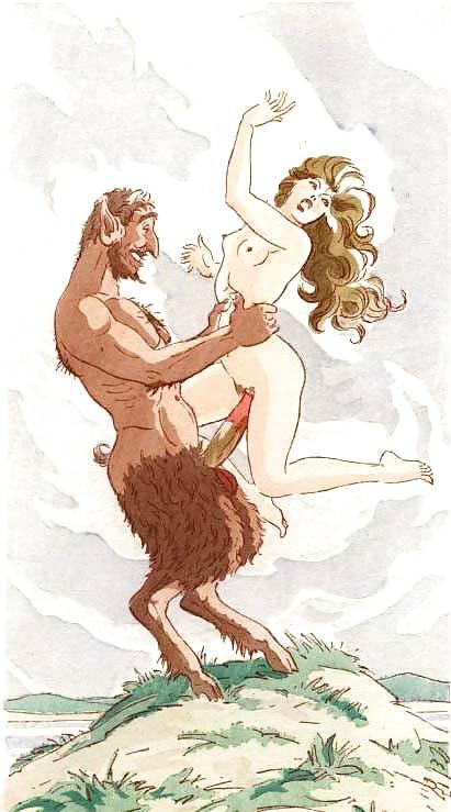 Порно по древним мифам, порно зеки беспредел би