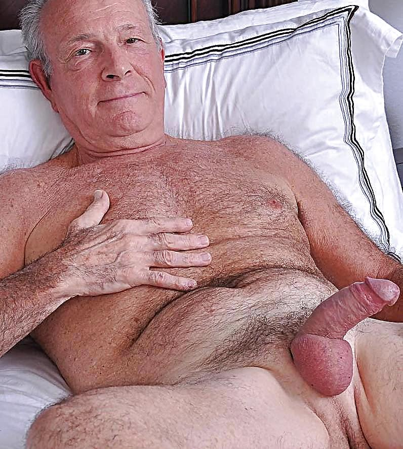 Photos nude sexy old men