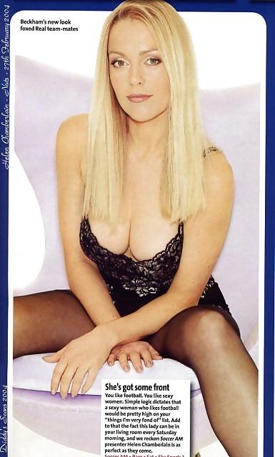 Helen chamberlain naked pics