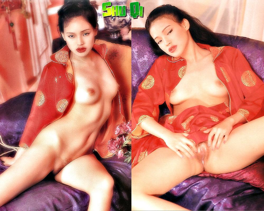 Shu Qi Bed Galery