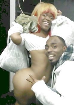 Gay black midget porn