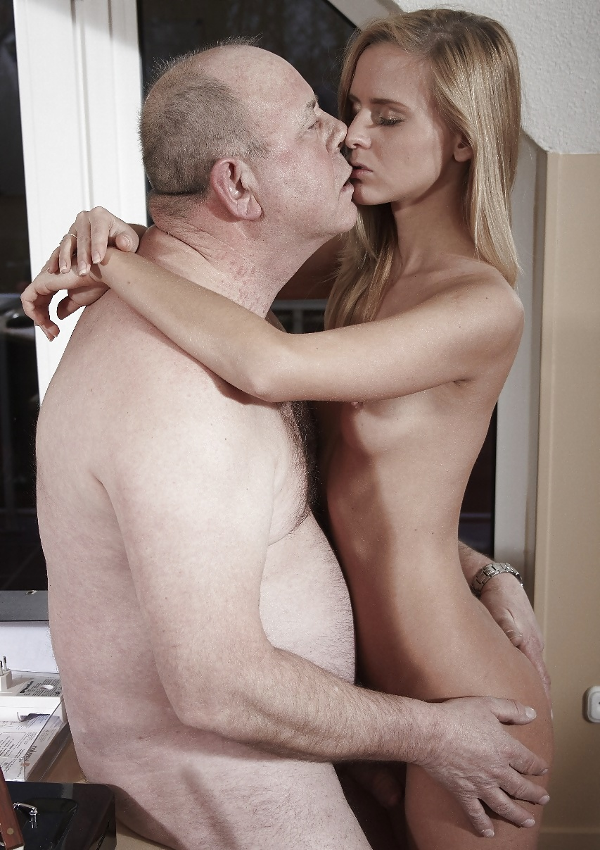 Jynx Maze Having Nasty Sex With Lucky Old Man