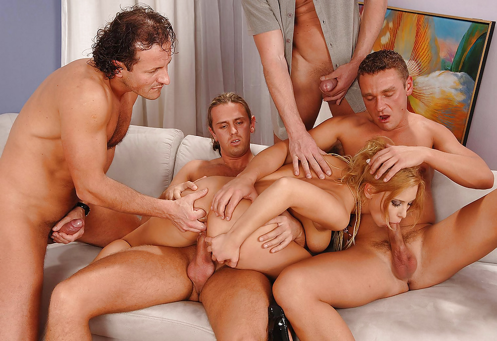 Порно Фото Русские Группы