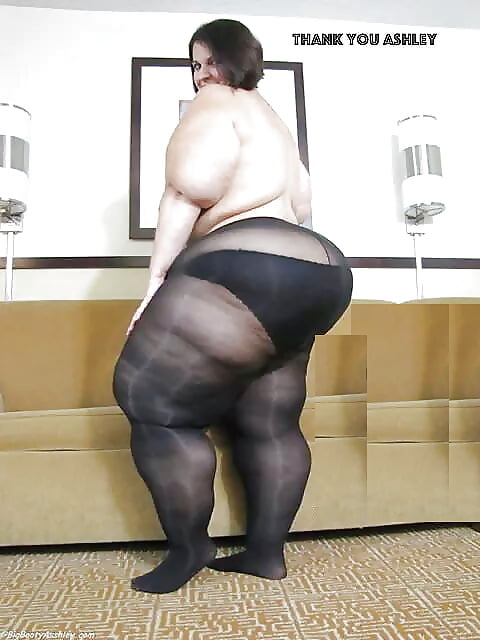 Ssbbw in pantyhose