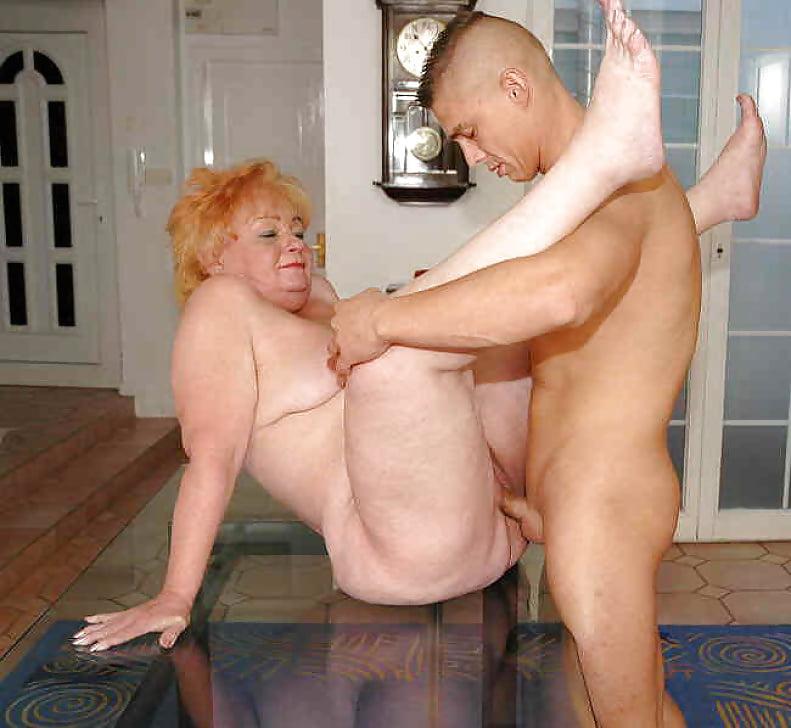Grandma grandson porn pics