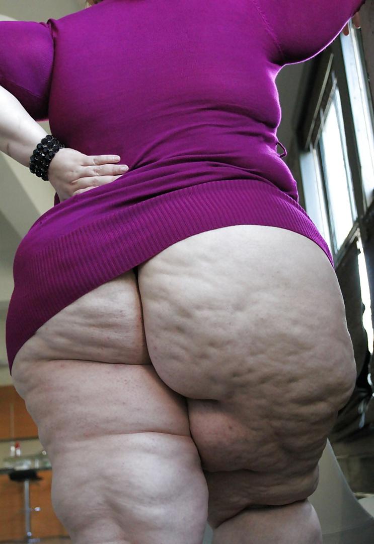 Попки большая жирная
