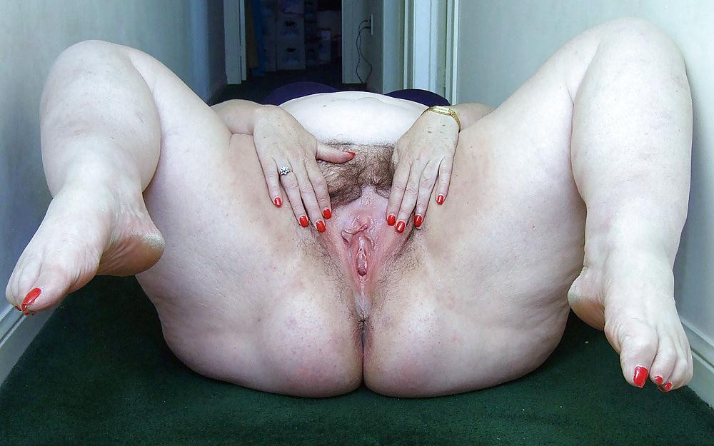 Big Black Bbw Pussy Close Up
