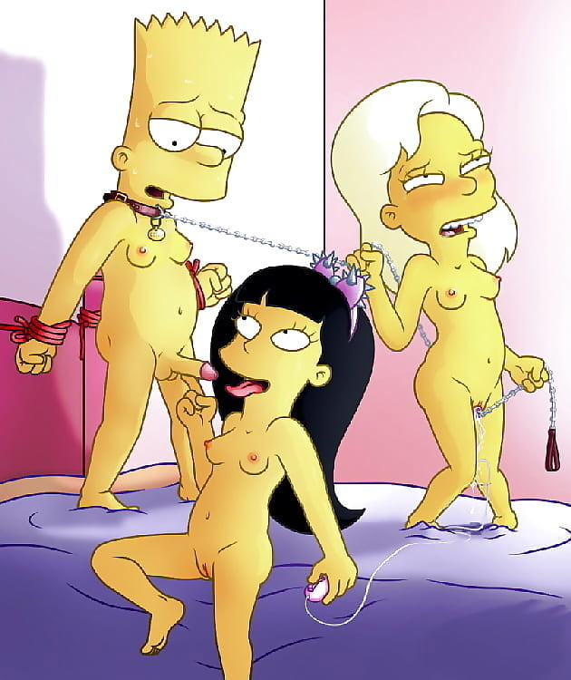 Bart fucking jessica porn #7