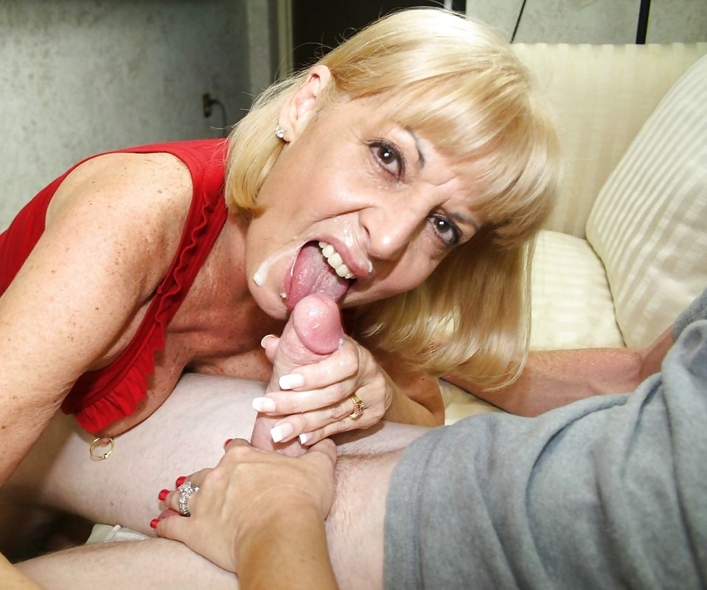 Mature swallow suck young cock free porn galery