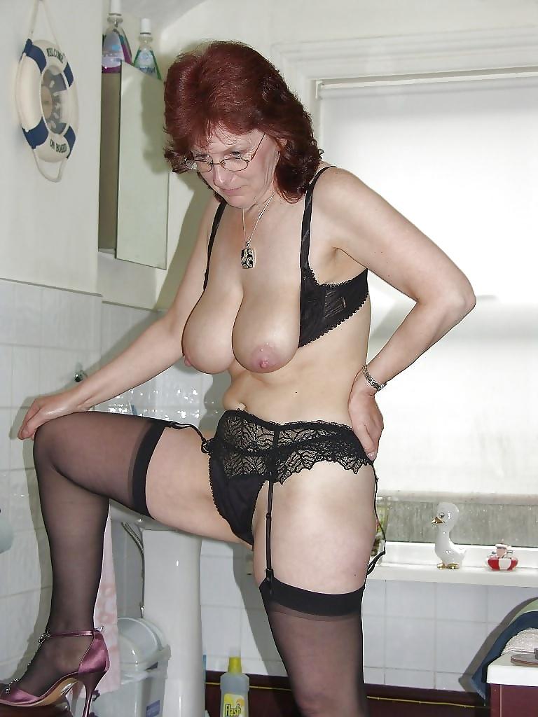Shelf Bra Sexy Mature Got Porn 1
