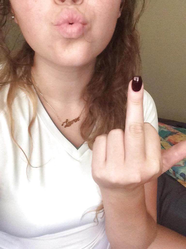 Finger fettish