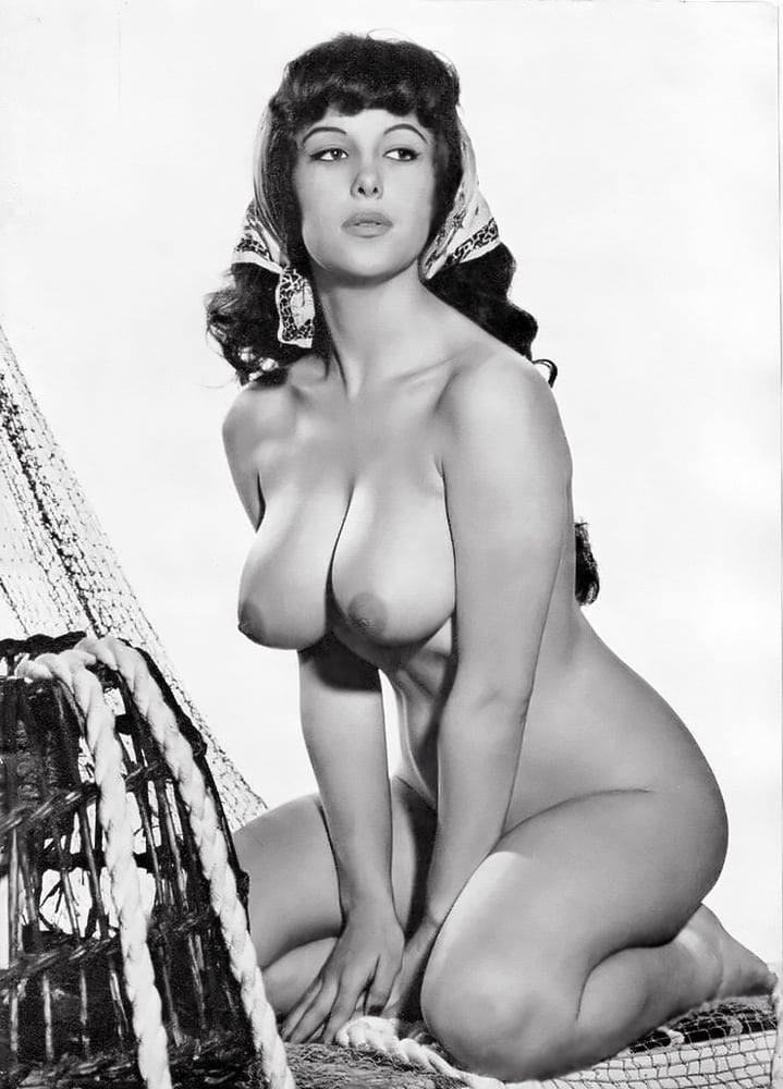 Retro actresses nude