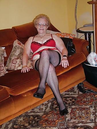 Amateur Reife Oma Ehefrau