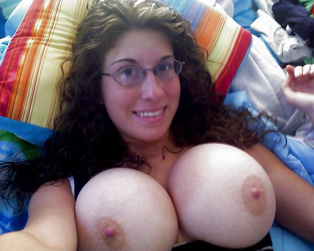 Hot babes with big natural tits-5765