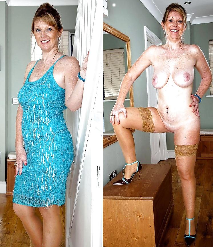Kinky english house wife in school uniform knickers flash pop up porn