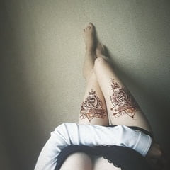 My Creativity On The Body