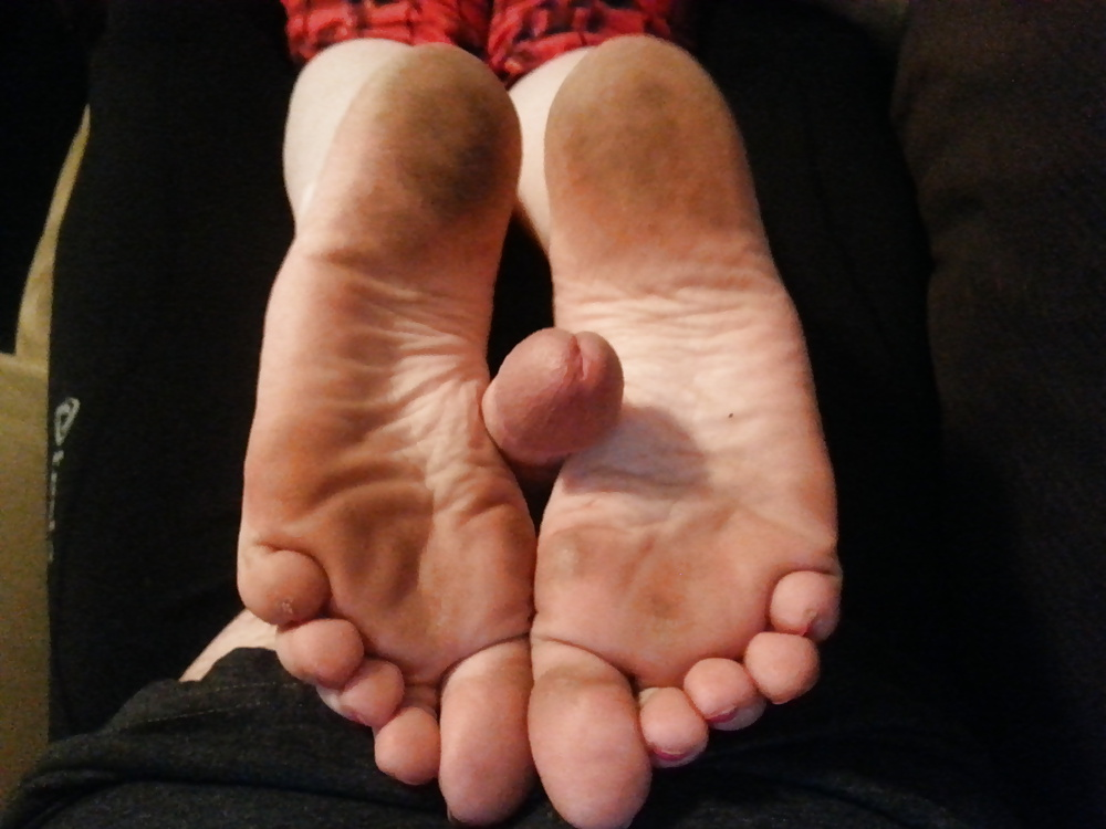 Cock and feet — photo 13