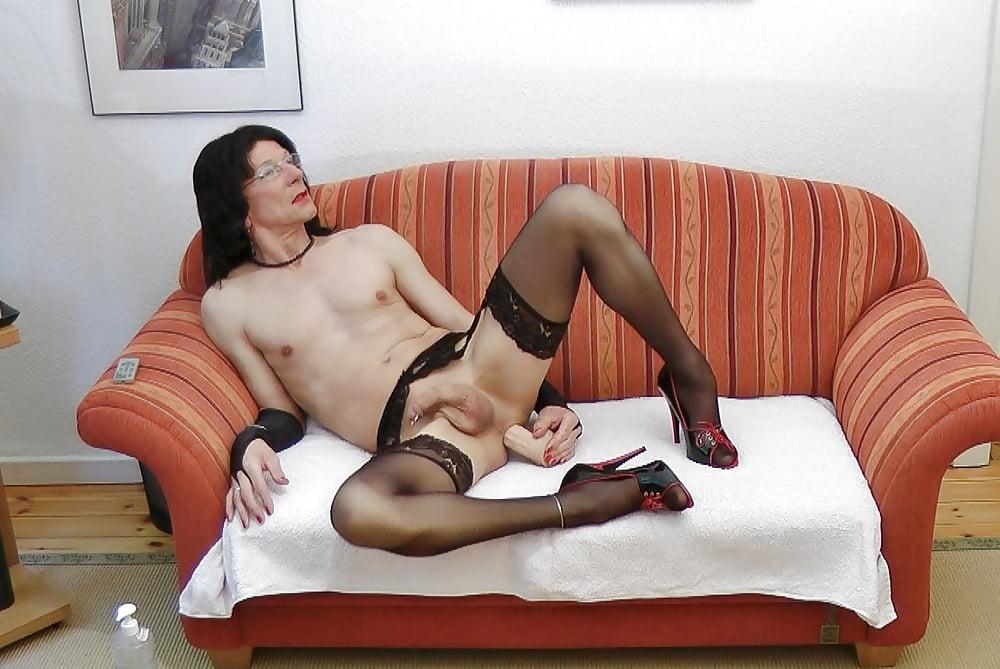 Transen Jungfrau Blonde Masturbieren