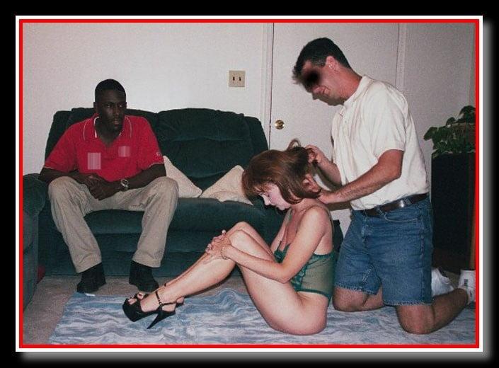 Bondage s m husband abused for wife