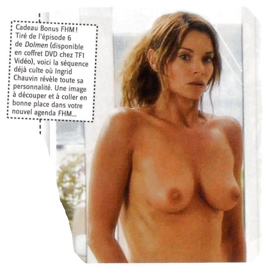 Ingrid chauvin nude