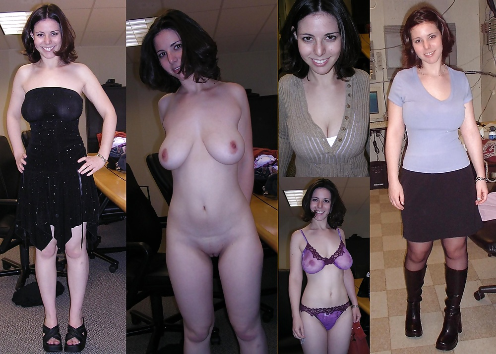 Clothed Unclothed Naked Nude
