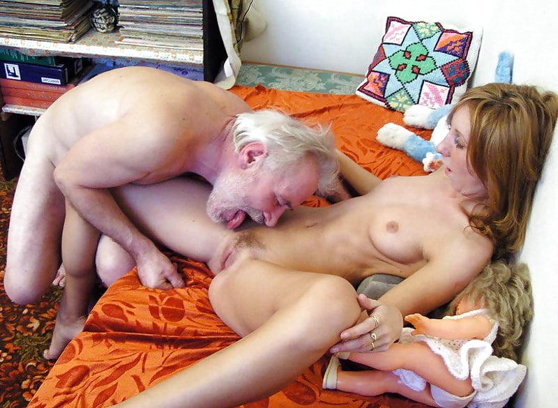 Older guy younger girl porn, gif girl anal