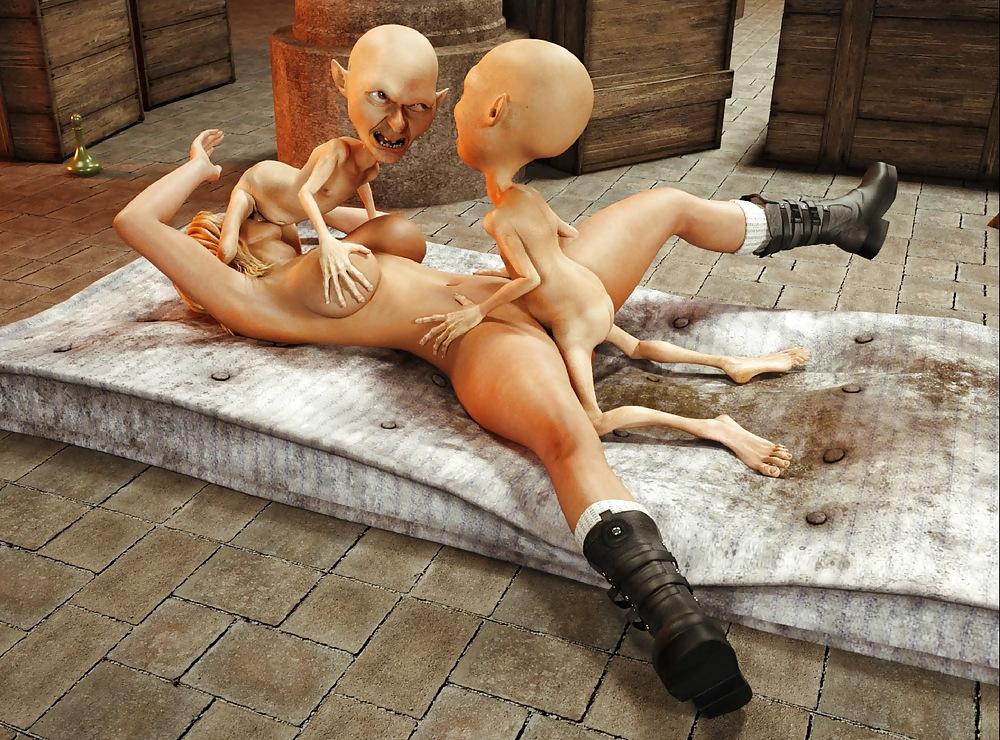 Порно фильмы гоблин и девушка — img 13