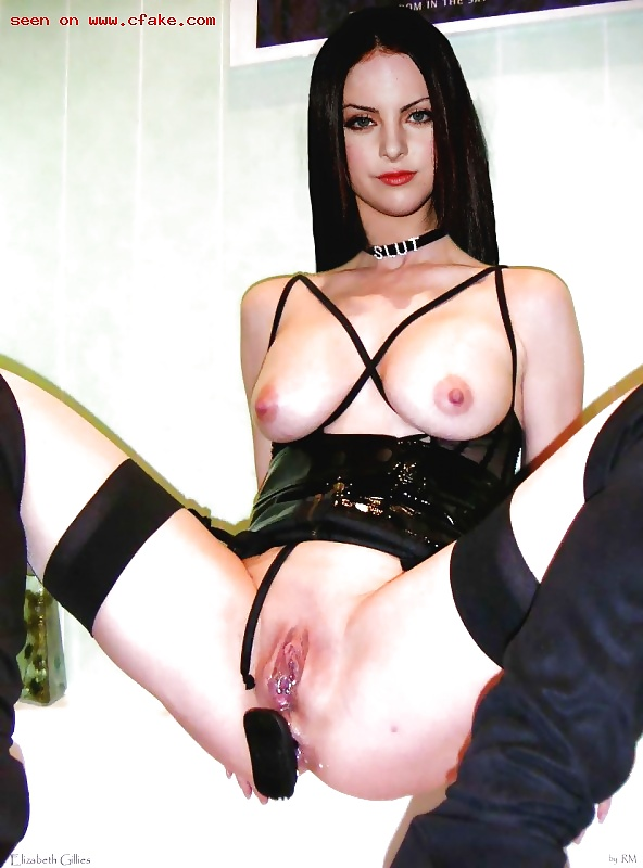 Elizabeth Gillies Nude Celebs