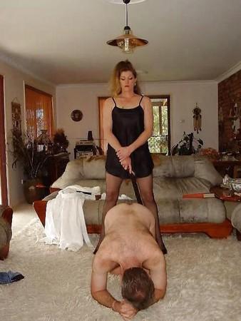 husband dominant my wife Fuck