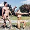Naked Vintage Girls 36
