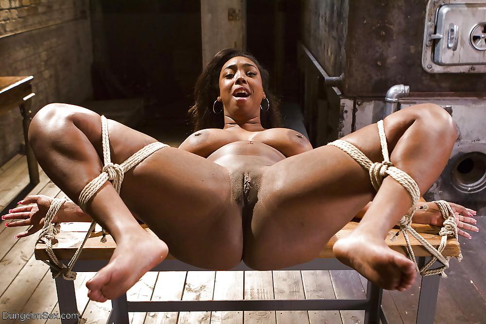 Black chicks in bondage videos — photo 2