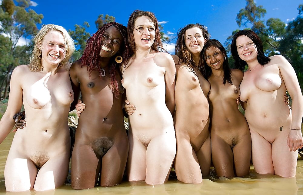 Naked girls having xxx with girls — pic 7